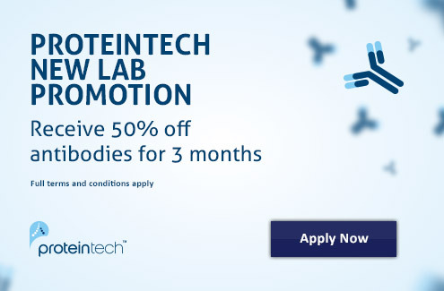Proteintech 50% off antibodies