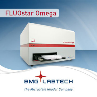 FLUOstar Omega – Life Science Microplate Reader with Ultra-Fast, UV-Vis Spectroscopy