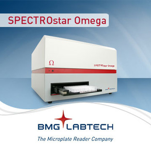 SPECTROstar Omega - Full Spectrum UV/Vis Absorbance Microplate Reader