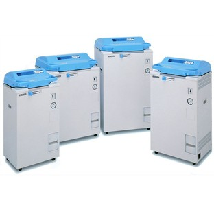 Self-Contained, Portable, Top-Loading Autoclaves (25L to 110L)