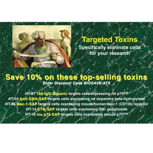 Targeted Toxins - Save 10%