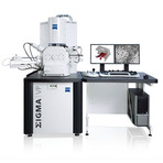 ZEISS SIGMA VP Field Emission Scanning Electron Microscopes